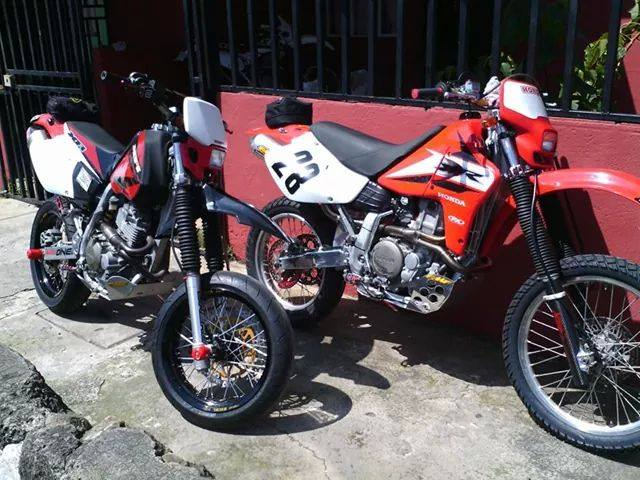 honda xr400 xr650 motard heaven xr kings. Black Bedroom Furniture Sets. Home Design Ideas